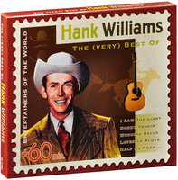 Audio CD Hank Williams. The Very Best Of