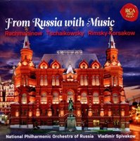 Audio CD Vladimir Spivakov. From Russia With Music