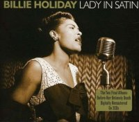 Billie Holiday. Lady In Satin (2 CD)