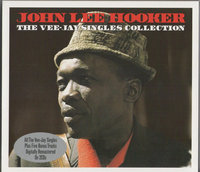 John Lee Hooker. The Vee Jay Singles Collection (2 CD)