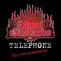 Audio CD Skool Bastards Vs Telephone. Ca, C'Est Vraiment Toi
