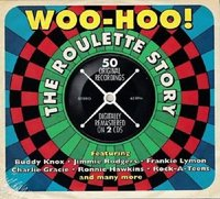 Various Artists. Woo Hoo! the Roulette Story (2 CD)