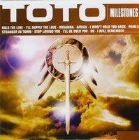 Audio CD Toto. Milestones