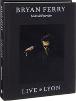 DVD + Audio CD Bryan Ferry. Live In Lyon
