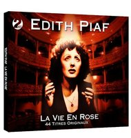 Edith Piaf. La vie en rose (2 CD)