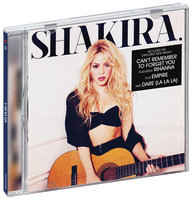 Audio CD Shakira. Shakira
