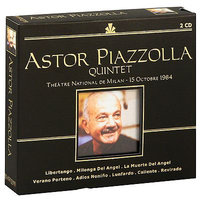 Audio CD Astor Piazzolla. Quintet
