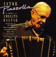 Audio CD Astor Piazzolla with Amelita Baltar