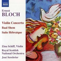 Audio CD Bloch. Violin Concerto