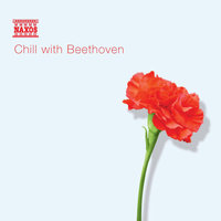 Audio CD Various. Chill with Beethoven