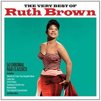Ruth Brown. The Very Best of (2 CD)