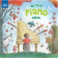 Audio CD Various. My First Piano Album