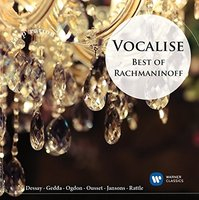 Audio CD Various Artists. Vocalise - Best of Rachmaninoff