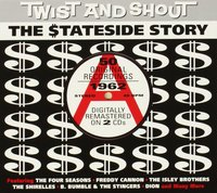 Various Artists. Twist And Shout: The Stateside Story 1962 (2 CD)