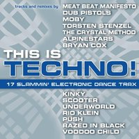 Audio CD Various Artists. This Is Techno