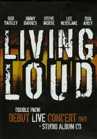 DVD + Audio CD Living Loud: Debut Live Concert