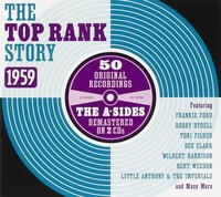 Various Artists. The Top Rank Story 1959 - A Sides (2 CD)