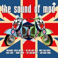 Audio CD Various Artists. The Sound Of Mod