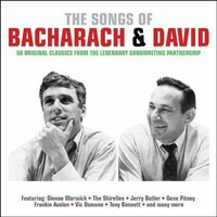 Various Artists. The Songs Of Bacharach And David (2 CD)