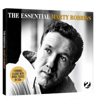 Audio CD Marty Robbins. The Essential