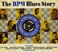 Various Artists. The RPM Story (2 CD)