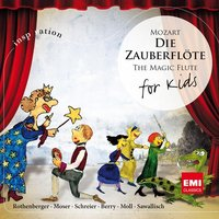 Audio CD Various Artists. The Magic Flute - for Kids