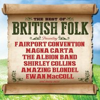 Audio CD Various Artists. The Best Of British Folk