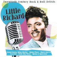 Audio CD Little Richard. Twentieth Century Rock & Roll Artists