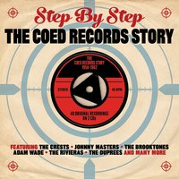 Audio CD Various Artists. Step By Step: The Coed Records Story 1958-1962