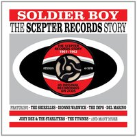 Audio CD Various Artists. Soldier Boy: The Scepter Records Story 1961-1962