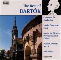 Various. The Best Of Bartok (CD)