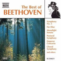 Audio CD Various. The Best of Beethoven