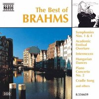 Audio CD Various. The Best of Brahms