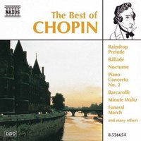 Audio CD Various. The Best of Chopin