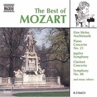 Audio CD Various. The Best Of Mozart
