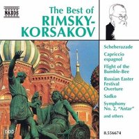 Various. The Best of Rimsky-Korsakov (CD)
