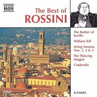 Audio CD Various. The Best Of Rossini