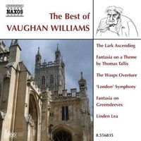 Audio CD Various . The Best of Vaughan Williams