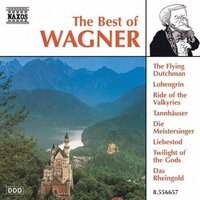 Various . The Best Of Wagner (CD)