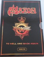 DVD Saxon: To Hell And Back Again