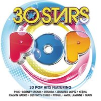 Audio CD Various Artists. 30 Stars: Pop