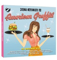 Audio CD Various Artists. American Graffiti Music Inspired By