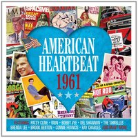 Audio CD Various Artists. American Heartbeat 1961