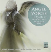 Audio CD Various Artists. Angel Voices: The Magic of the Castrati