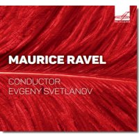 Audio CD Maurice Ravel. Дирижирует Евгений Светланов