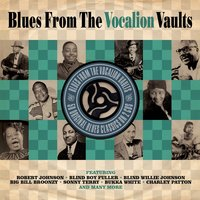 Audio CD Various Artists. Blues from the Vocalion Vaults