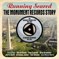 Audio CD Various Artists. Running Scared: The Monument Records Story 1958-1962