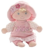 товар Игрушка мягкая: My First Dolly Small Blonde Rattle, 18 см