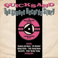 Audio CD Various Artists. Quicksand. The Groove Records Story