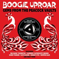 Audio CD Various Artists. Boogie Uproar: Gems From The Peacock Vaults